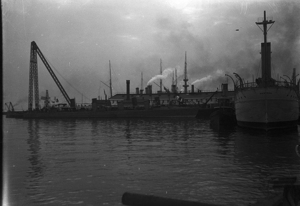 League Island, Torpedo Boats