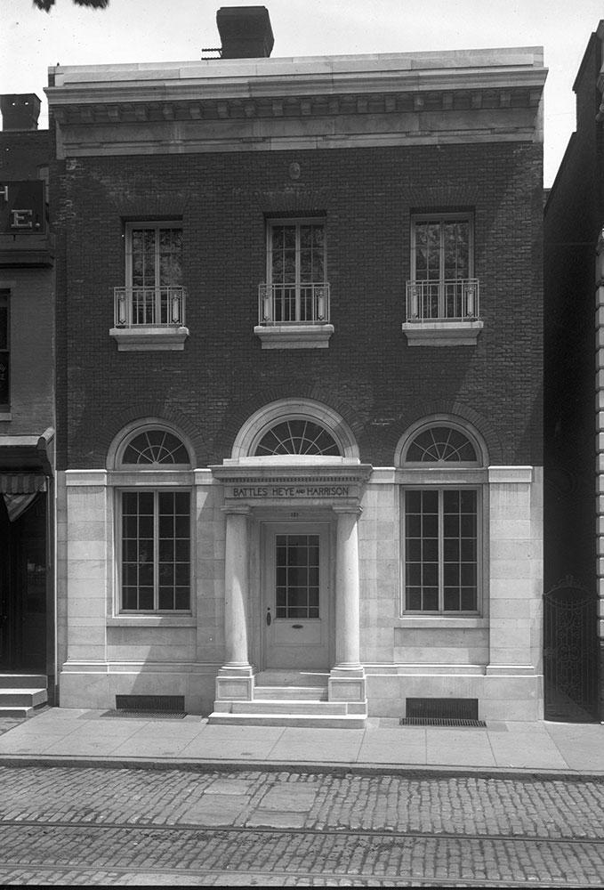Battles, Heye & Harrison Banking Office