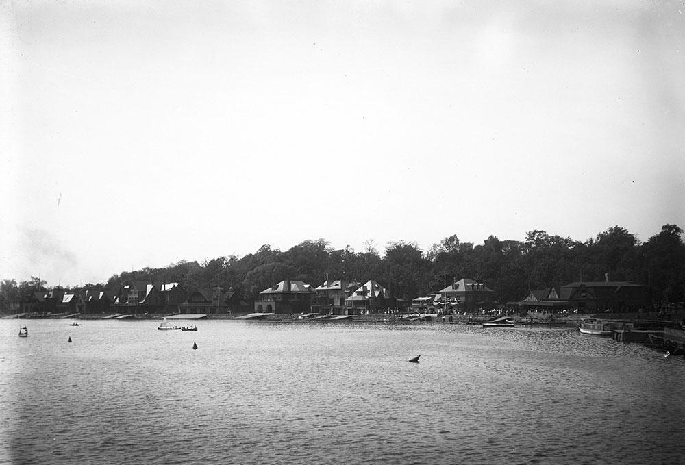 Fairmount Part Boat House Row