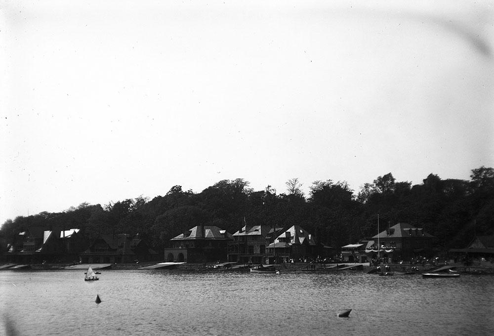 Fairmount Park, Boat House Row