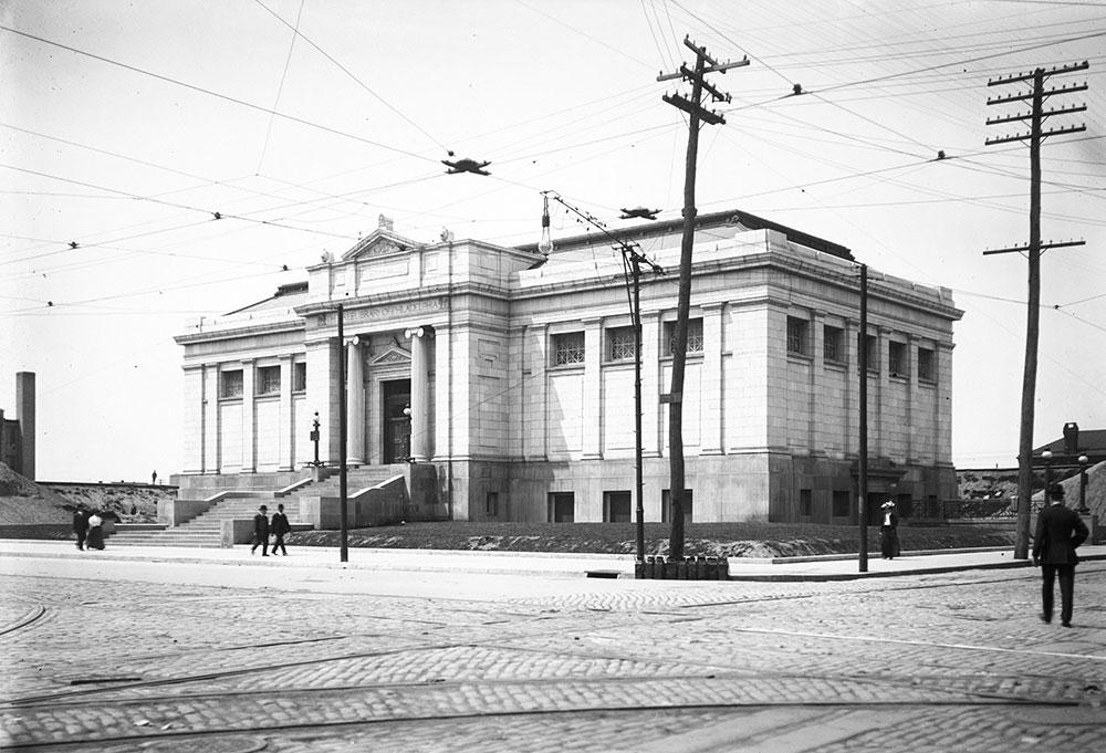 Philadelphia Free Library, Lehigh Ave. Branch