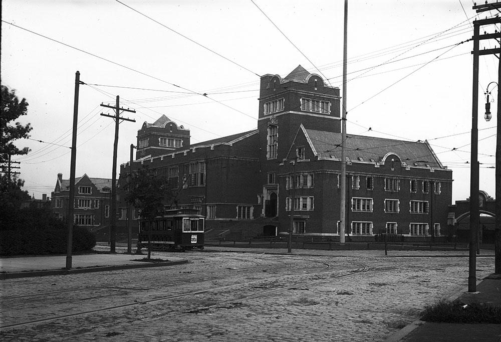 University of Pennsylvania, Gymnasium