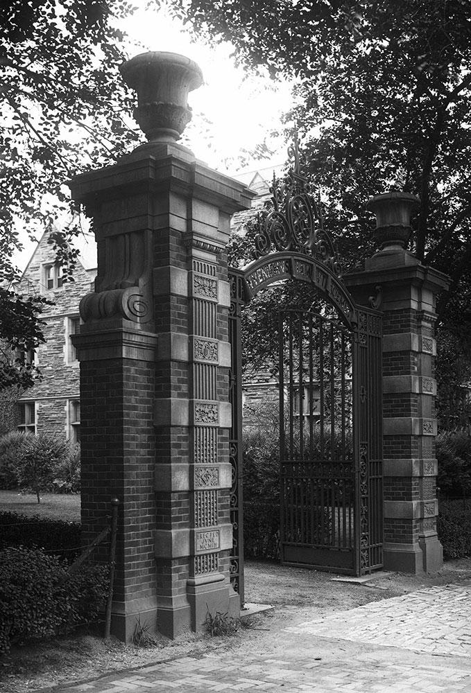 University of Pennsylvania, 93 Memorial Gate