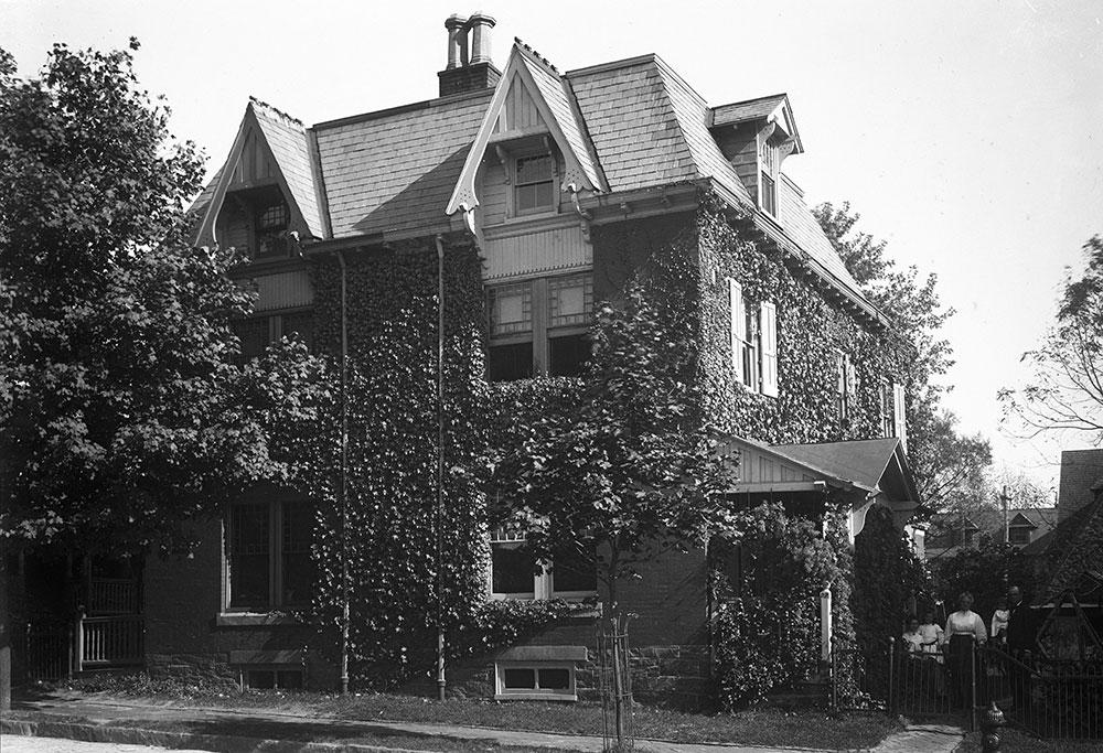 Residence of Virgil L. Johnson