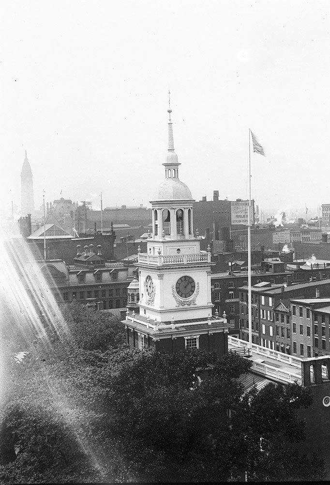 Independence Hall, The Tower