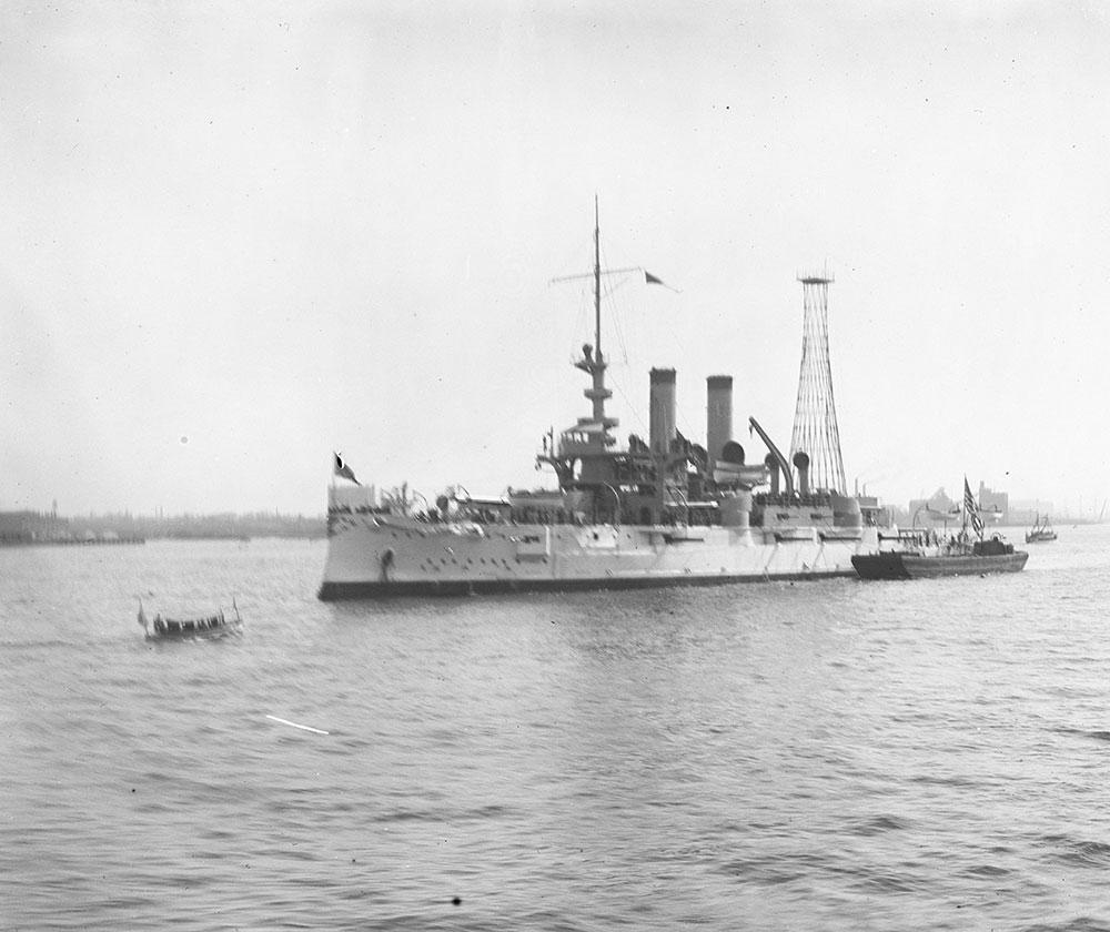 U.S. Battleship