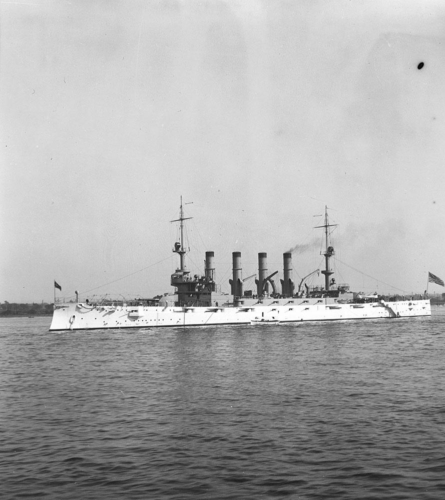 U.S. Armored Cruiser