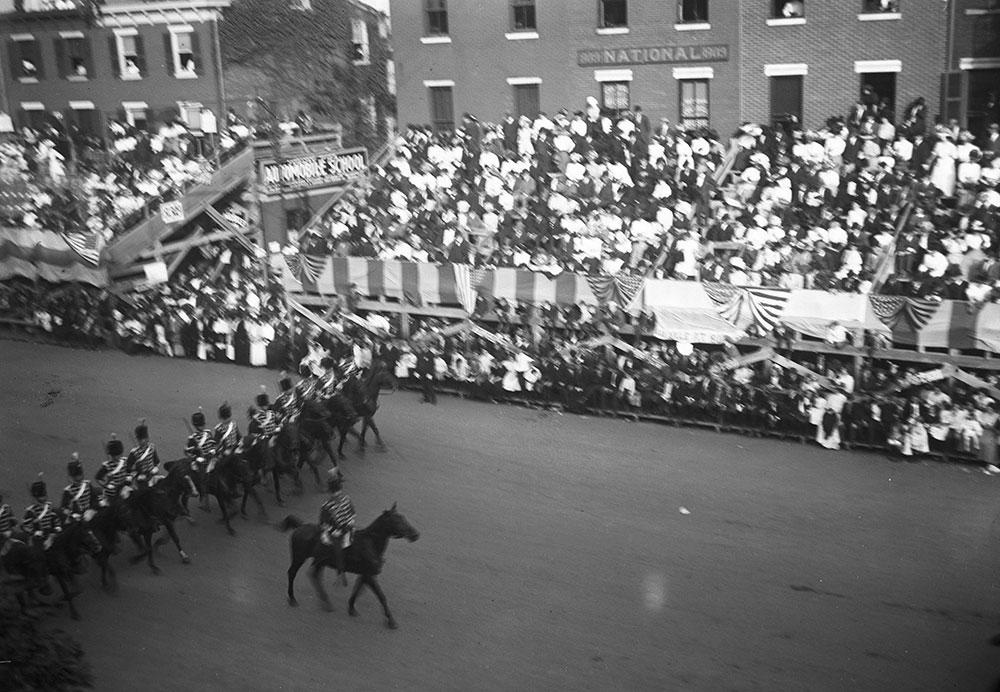 Second City Troop, Philadelphia