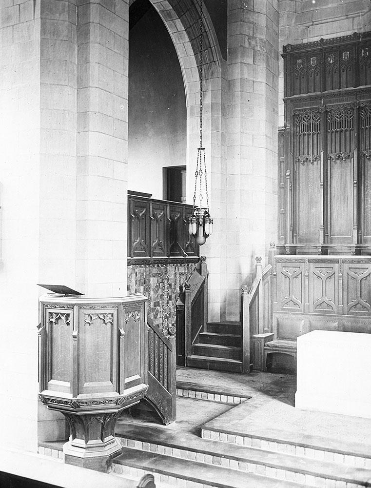 St. John's Church, Interior View