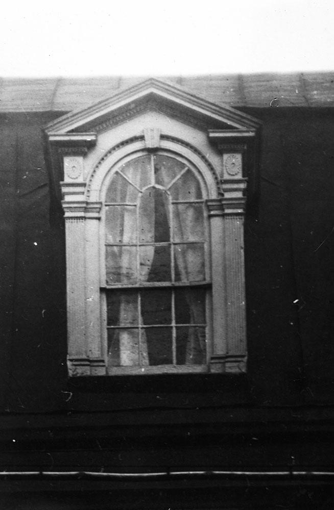 Detail of Dormer