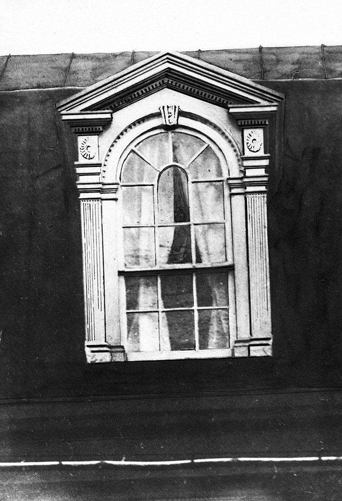 Detail of Dormer Window