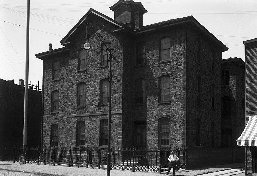 Richard Henry Lee School, The Fletcher Public School