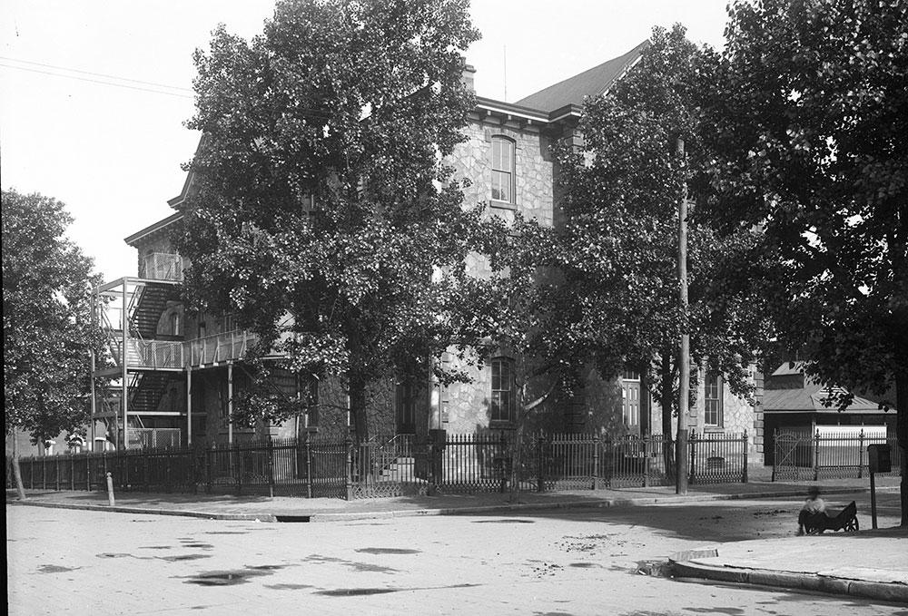 The Martha Washington Public School