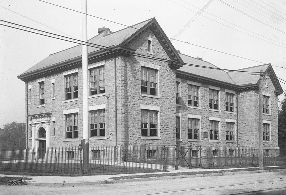 The Benjamin Crispin Public School