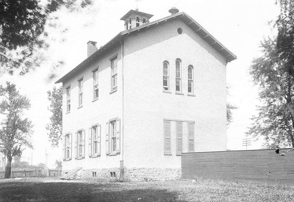 The Wheat Sheaf Public School