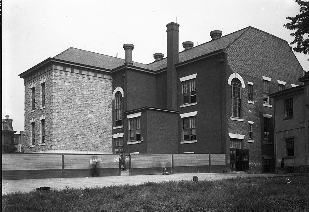 The Olney #2 Public School