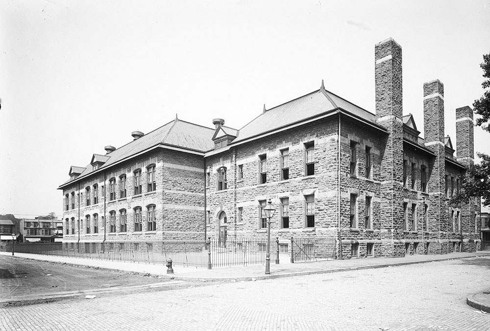 The Francis D. Pastorius Public School