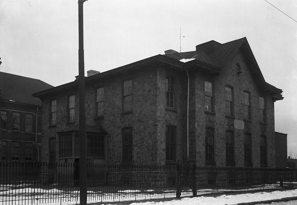 The George B. McClellan Public School #1