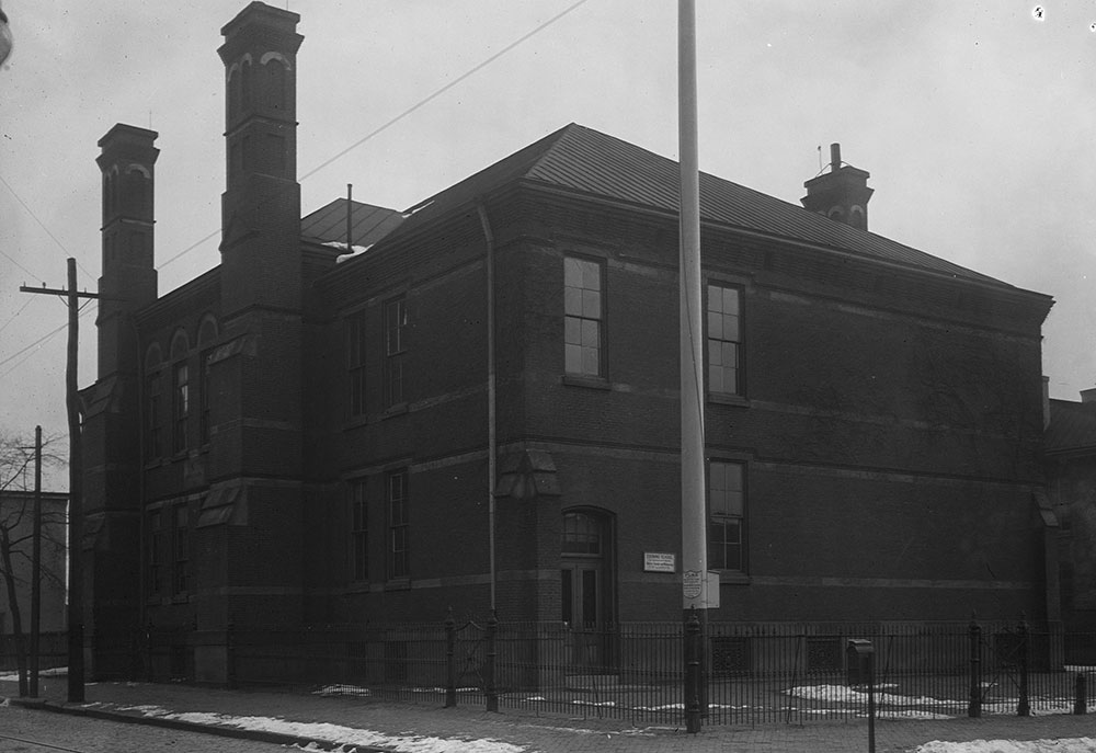 The George B. McClellan Public School #2
