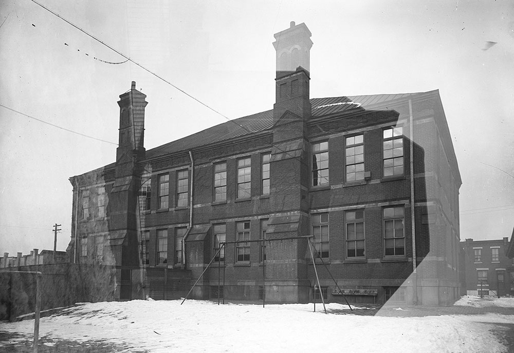 The George B. McClellan Public School #2