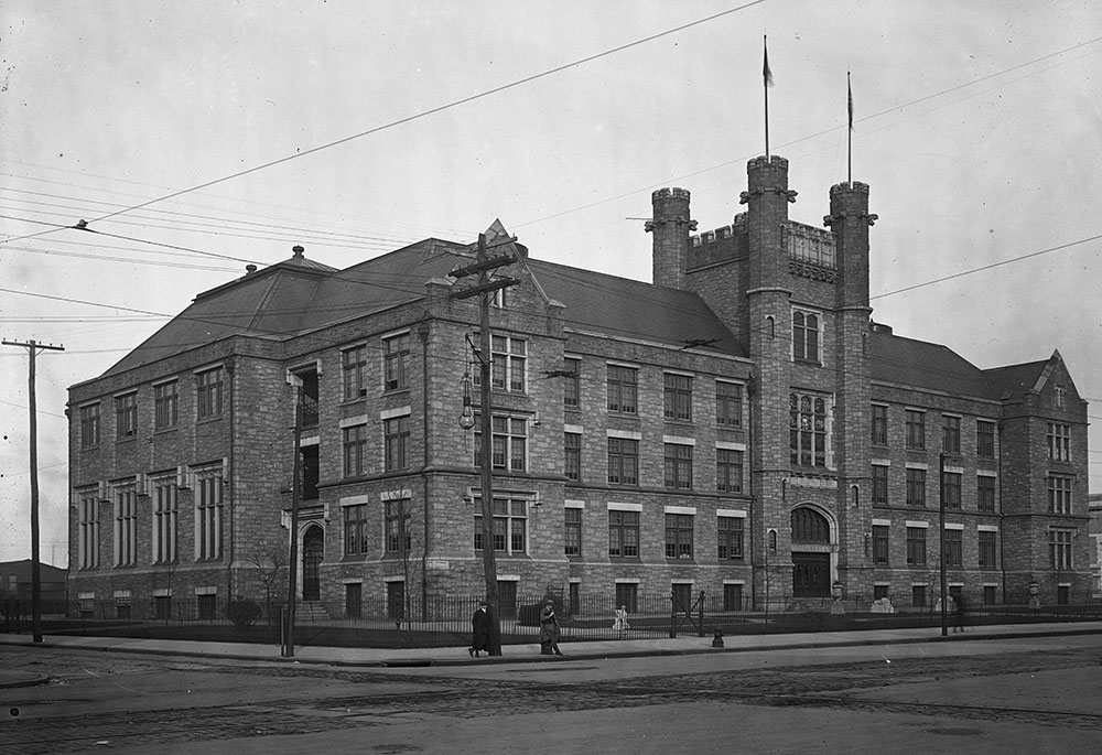 The Northeast Manual Training School
