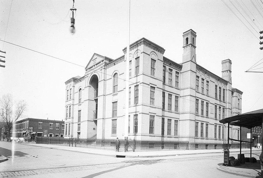 The James Logan Public School