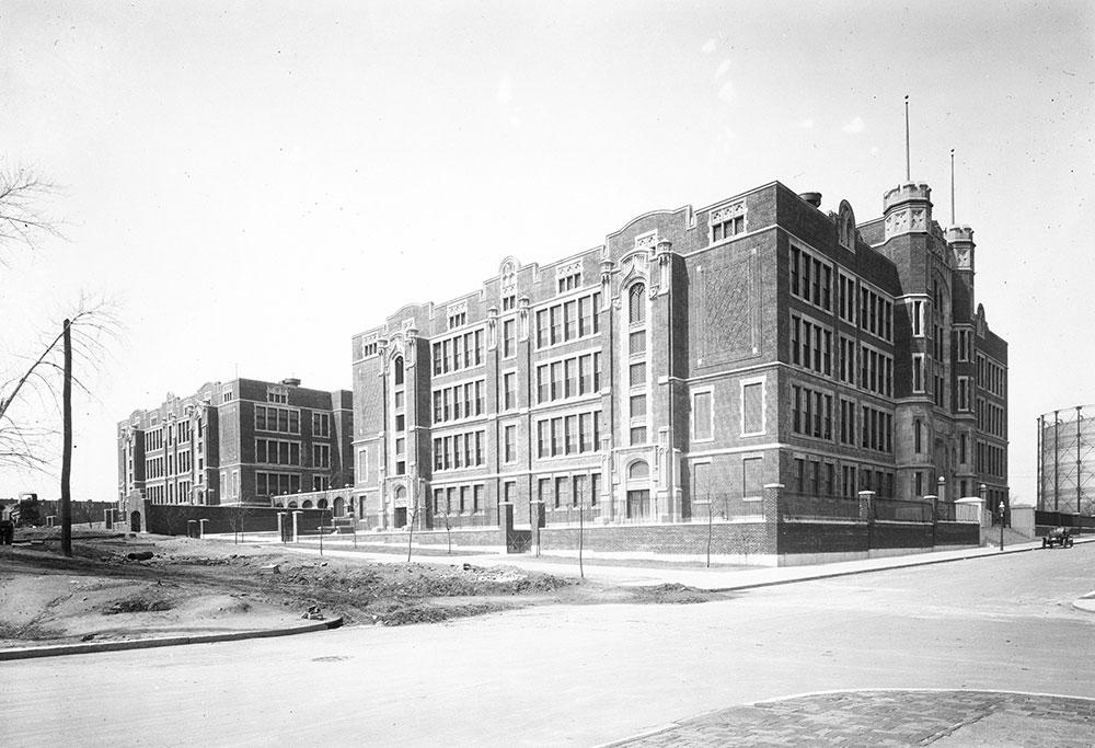 The West Philadelphia High School