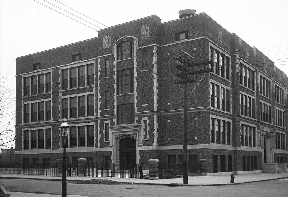 The William F. Harrity Public School