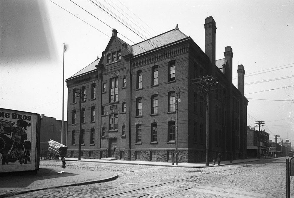 The John Moffet Public School