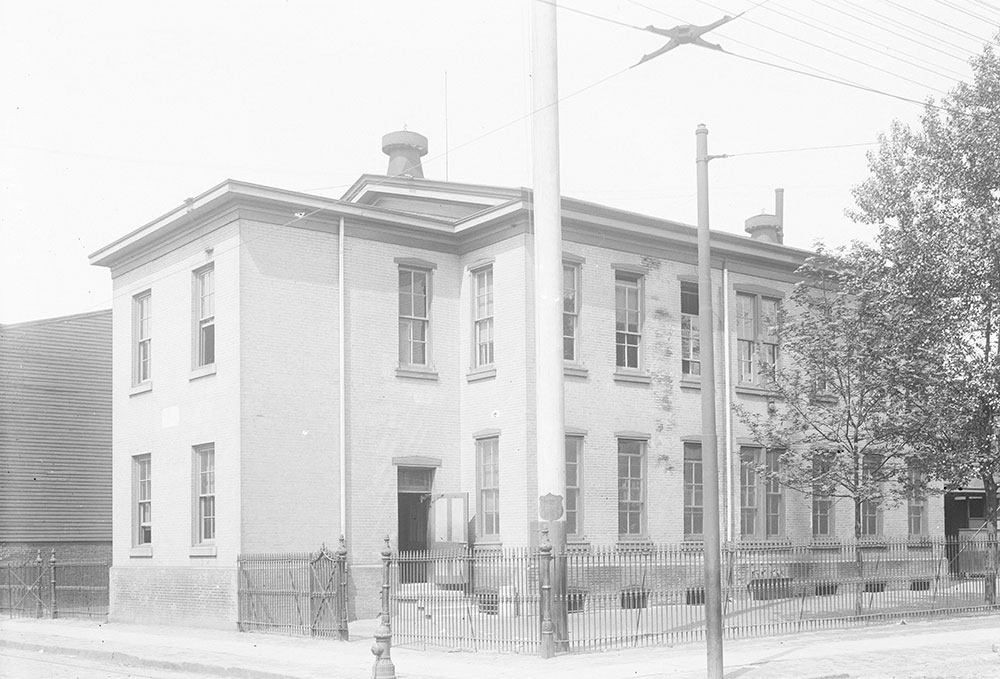 The Edward M. Gorgas Public School