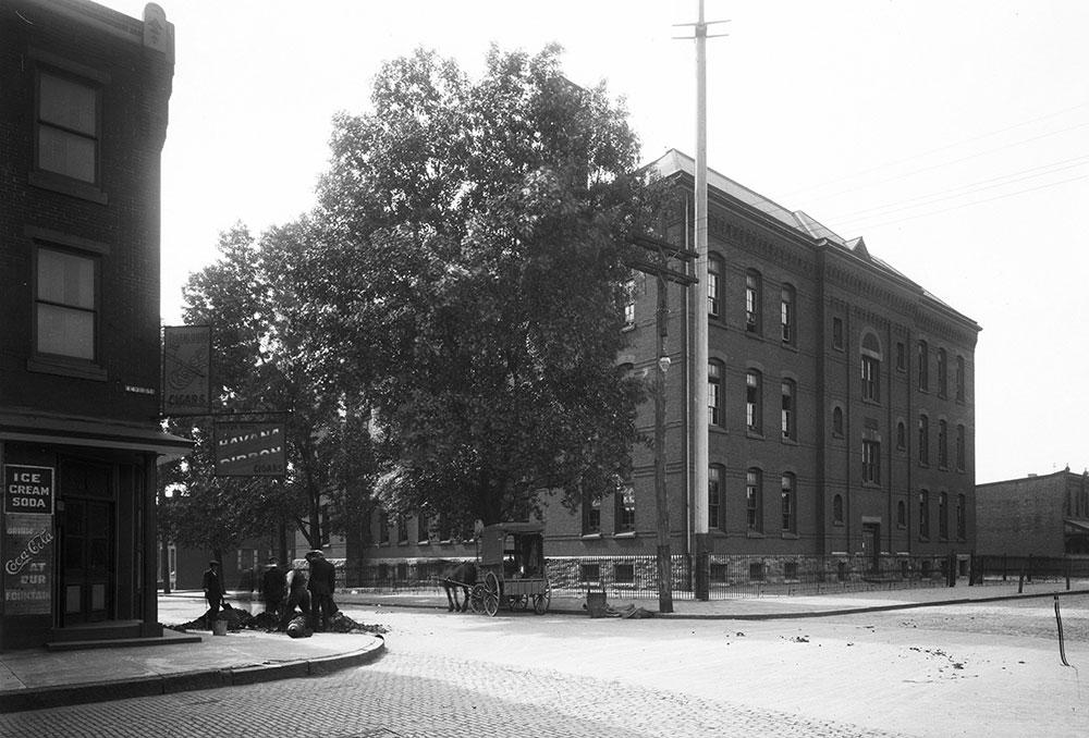 The E. Spencer Miller Public School