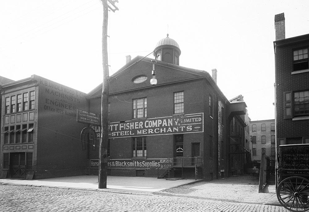 The Buttonwood Street Public School
