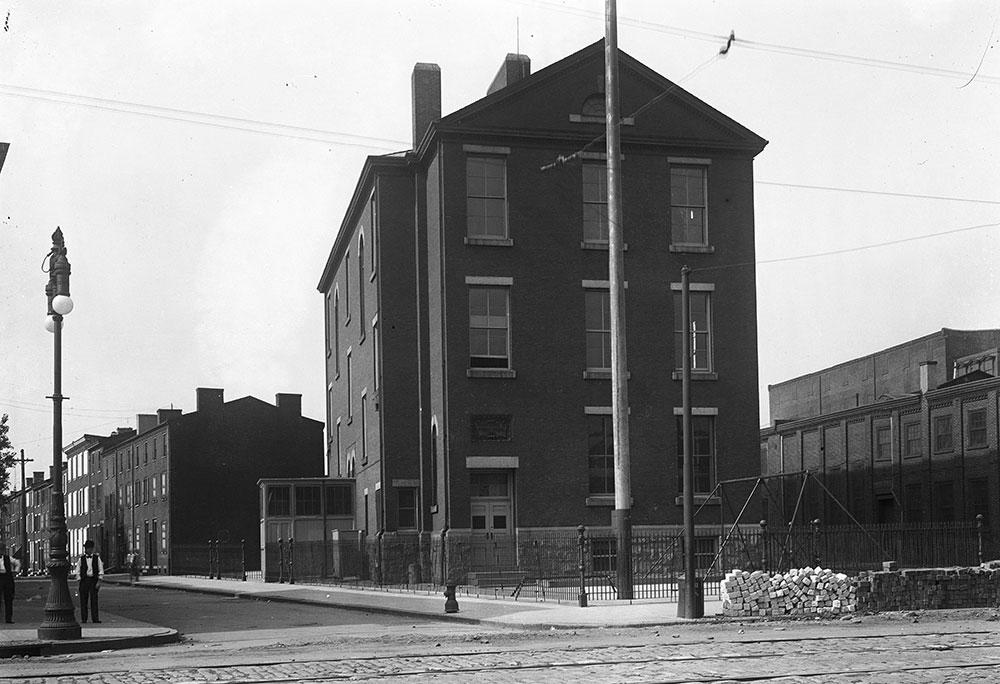 Mahlon H. Dickinson Public School