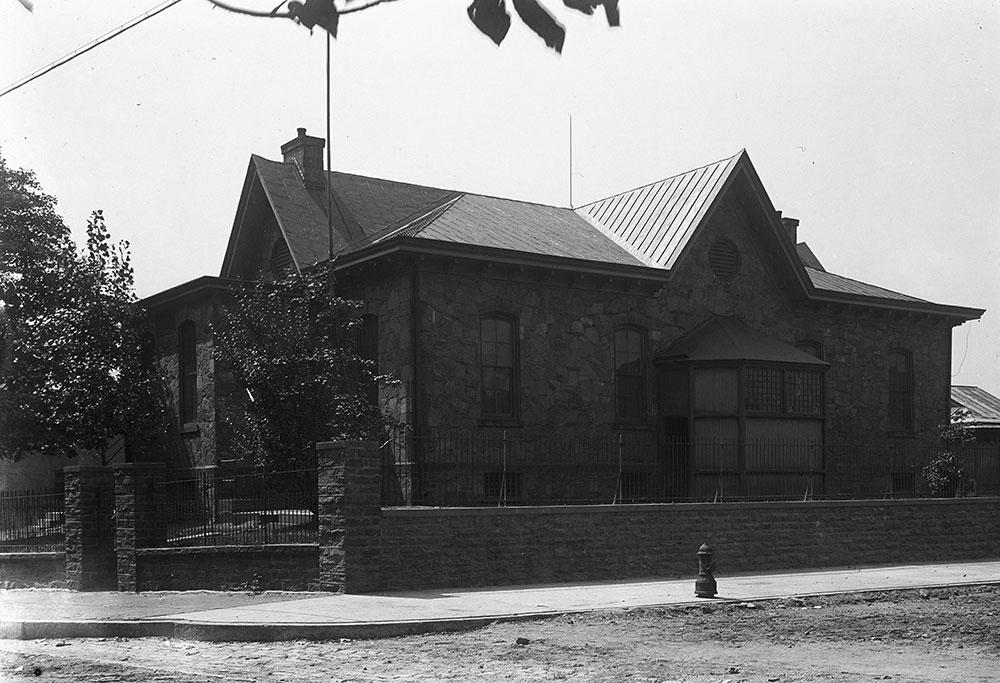 The Alfred Crease Public School