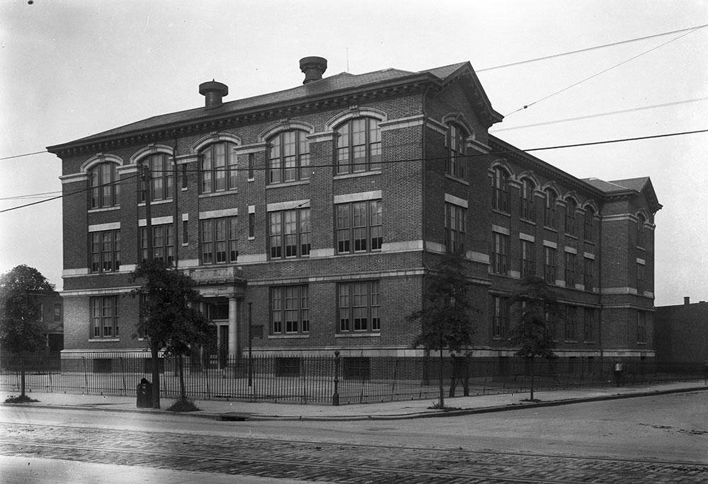 Samuel B. Huey Public School