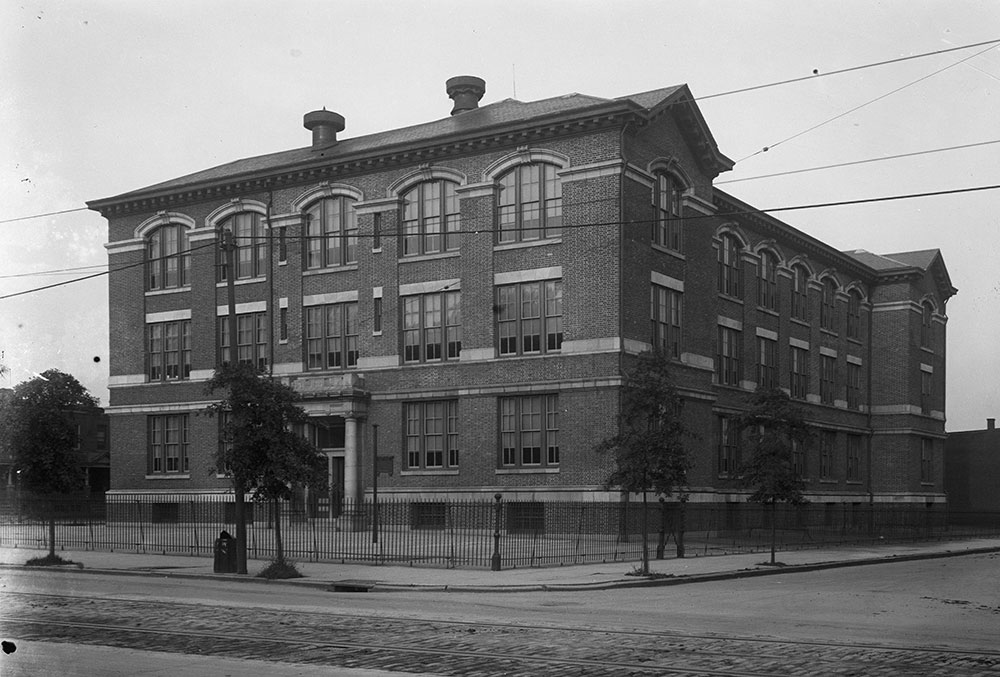 Samuel P. Huey Public School