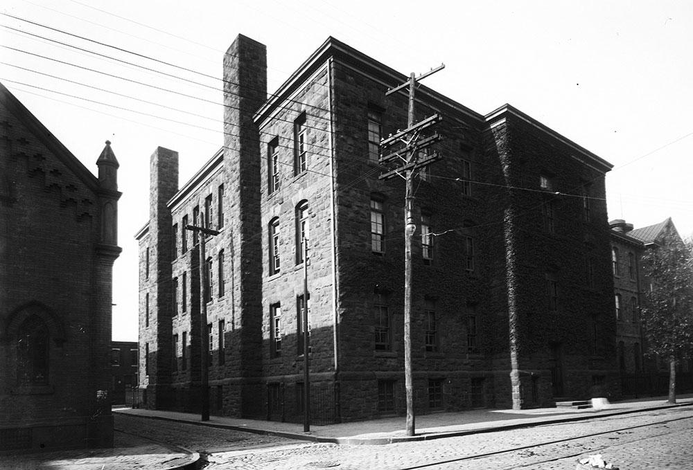 John P. Baugh School