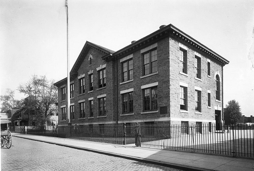 William Axe Public School