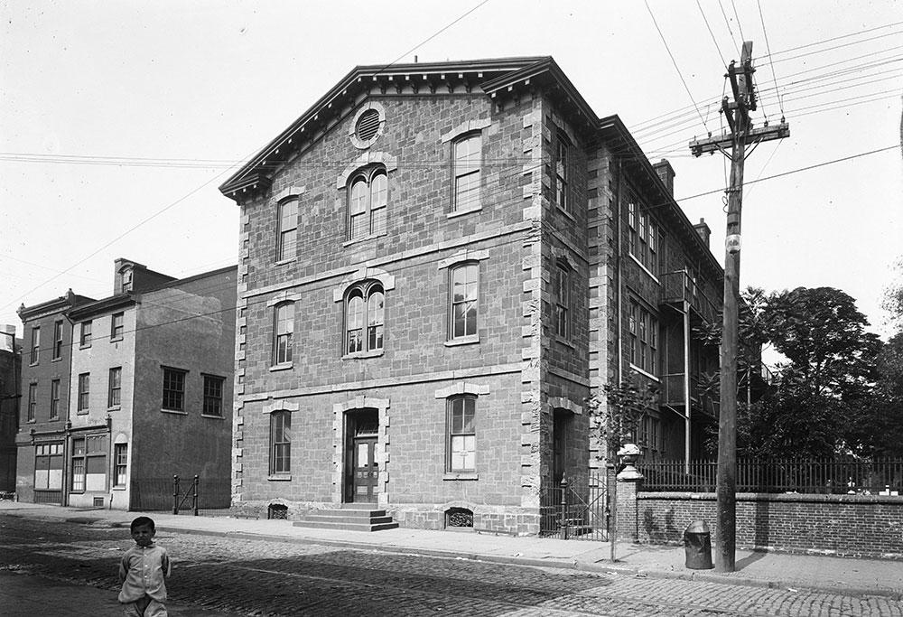 George M. Wharton Public School