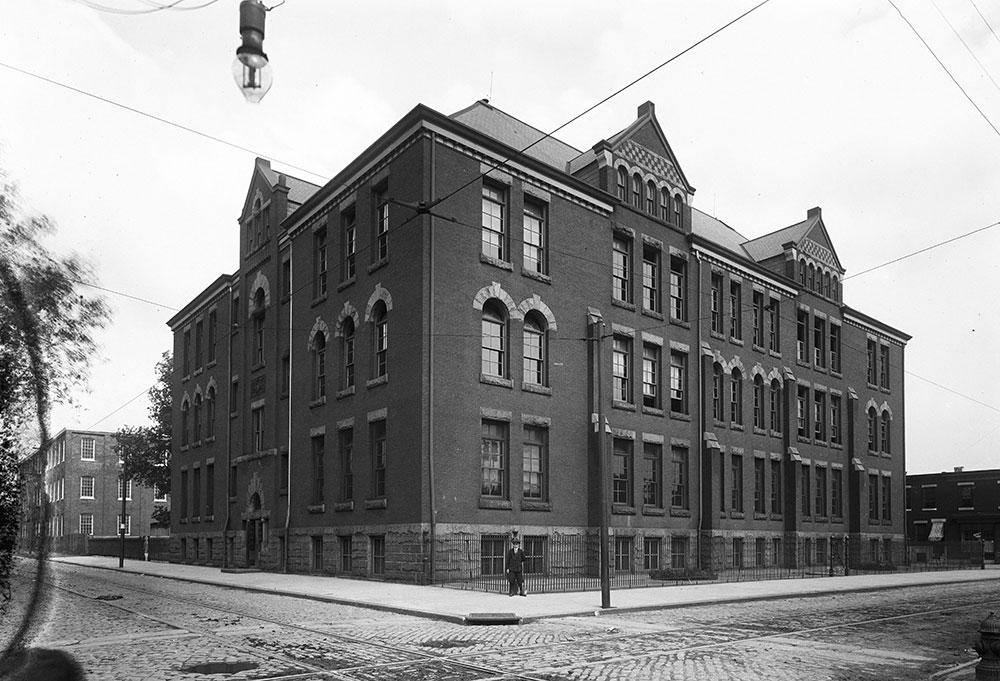 George W. Childs Public School