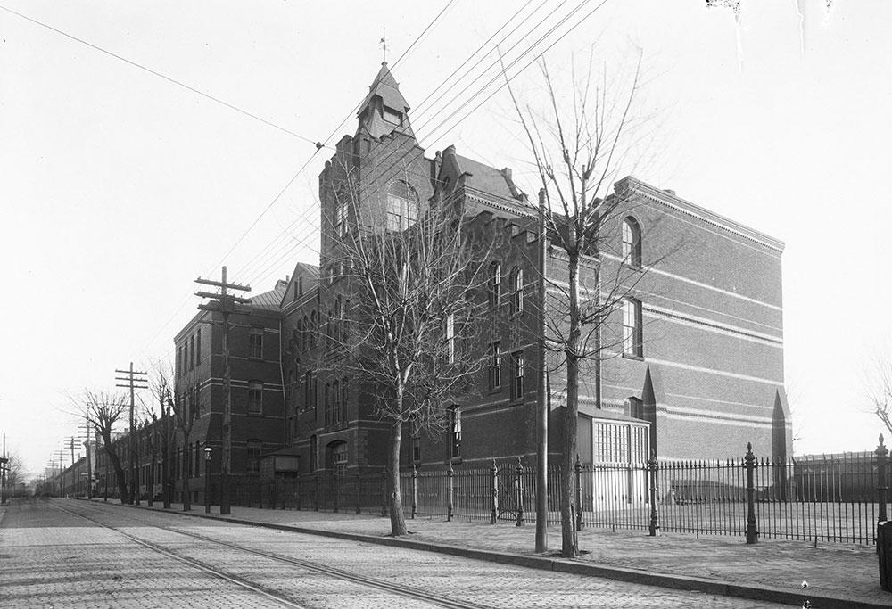 Elisha Kent Kane School