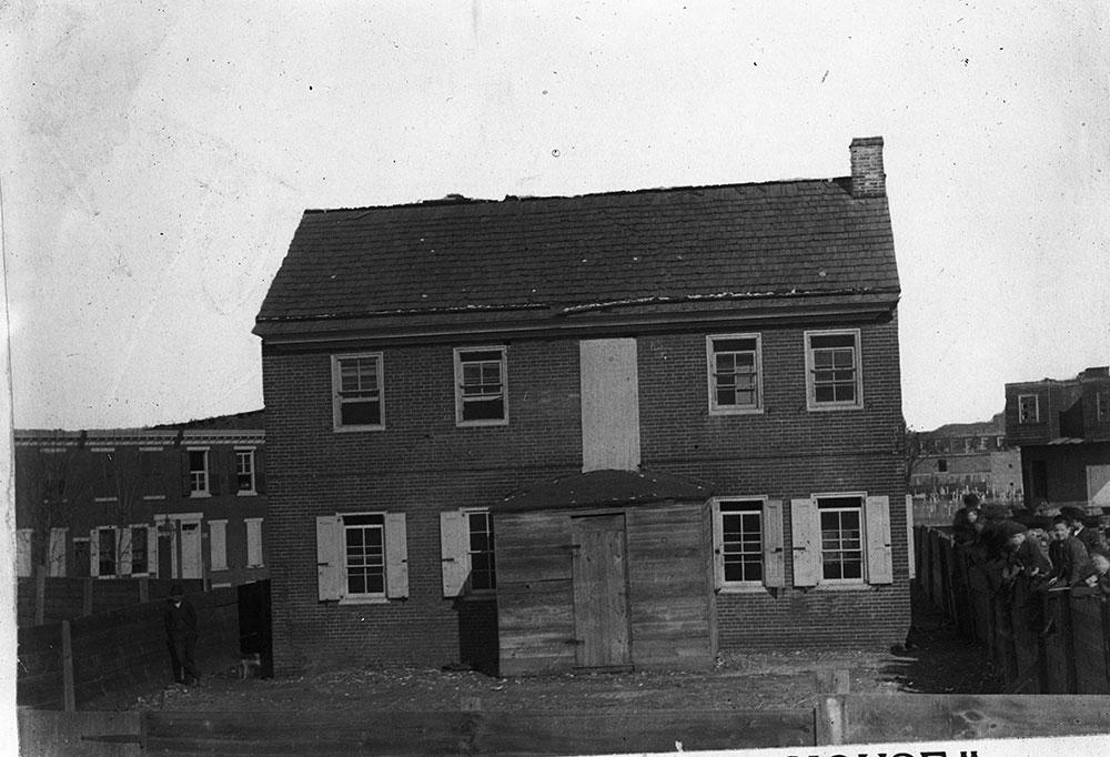 Buck Lane School