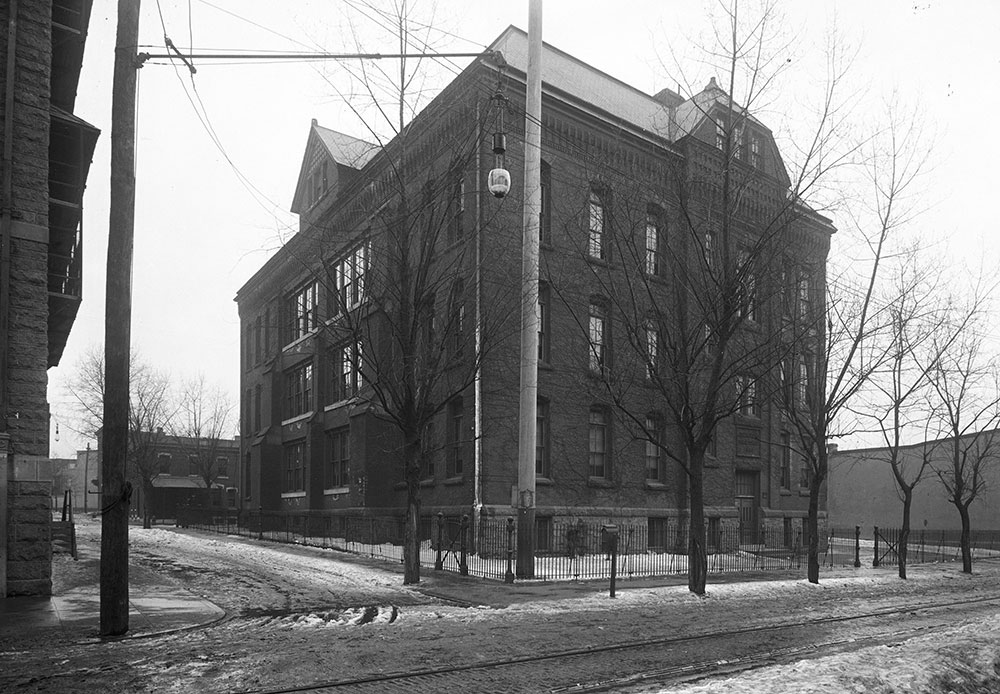 John F. Hartranft School