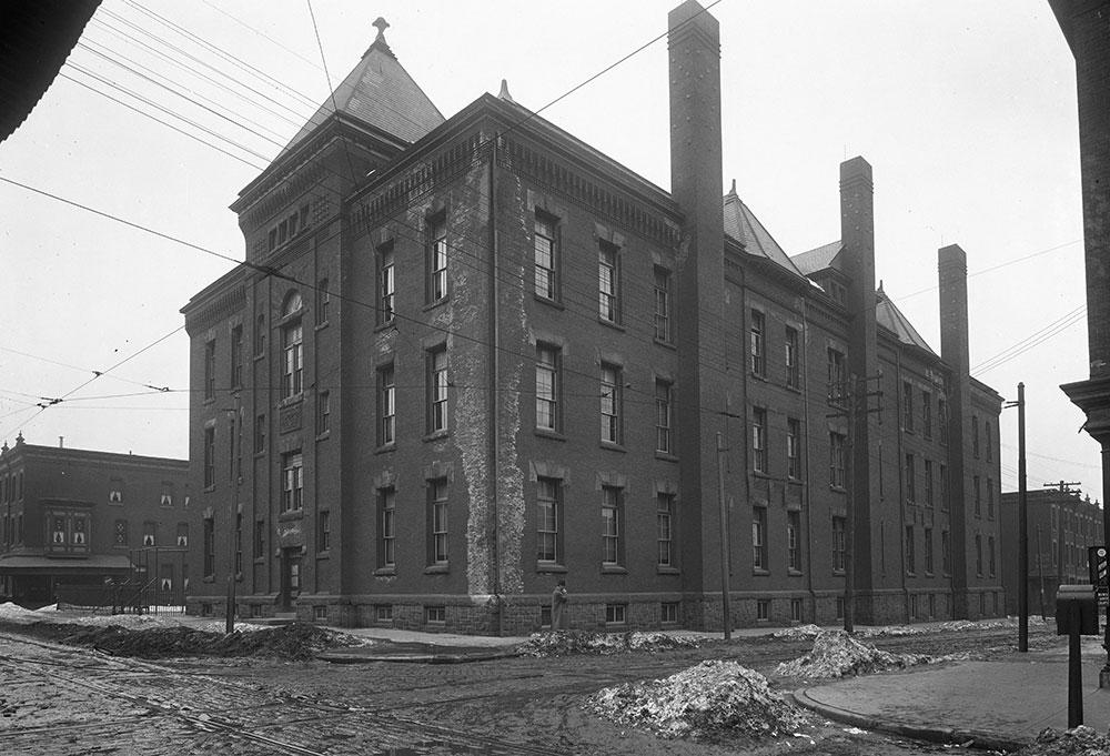 M. Hall Stanton School