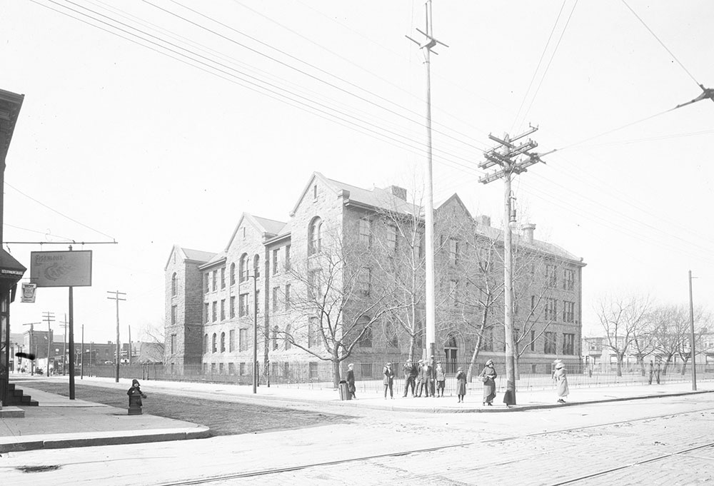 Stephen Girard School, Number 2