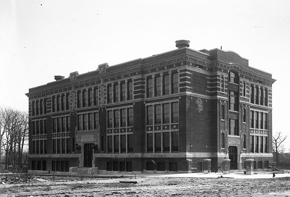 James Russell Lowell School
