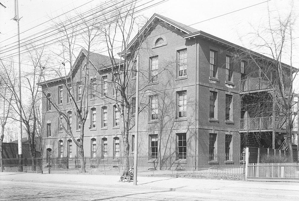 Paschalville School, Harriet Beecher Stowe School