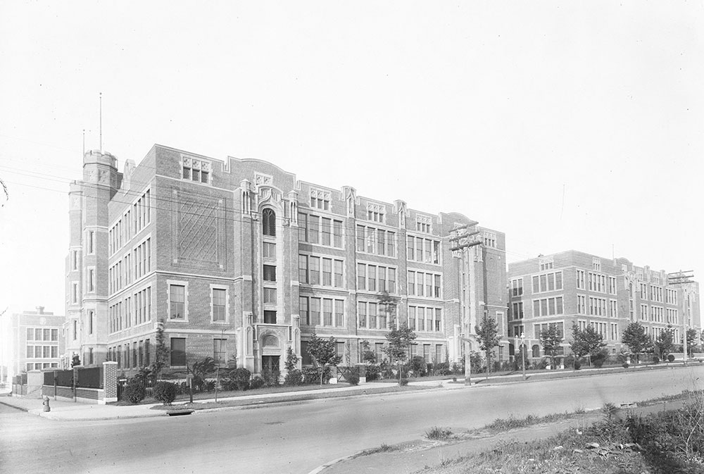 West Philadelphia District High School