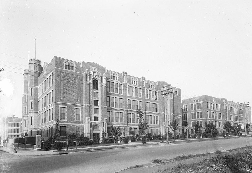 West Philadelphia District High School