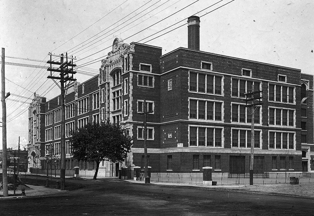 John L. Kinsey School